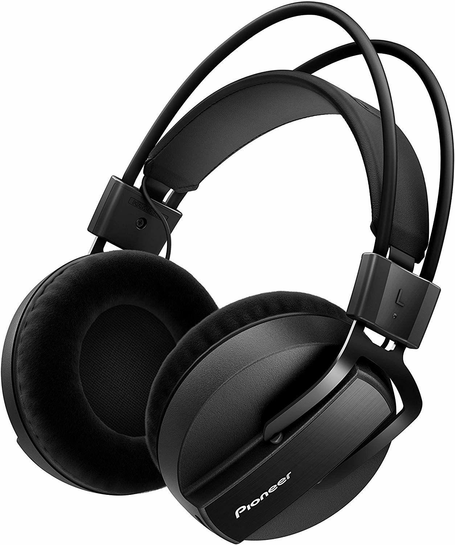 Pioneer HRM-7 Kopfhörer (ohrumschließend, 3,5mm, 5 - 40.000Hz, Dynamisch, mit Kopfband)