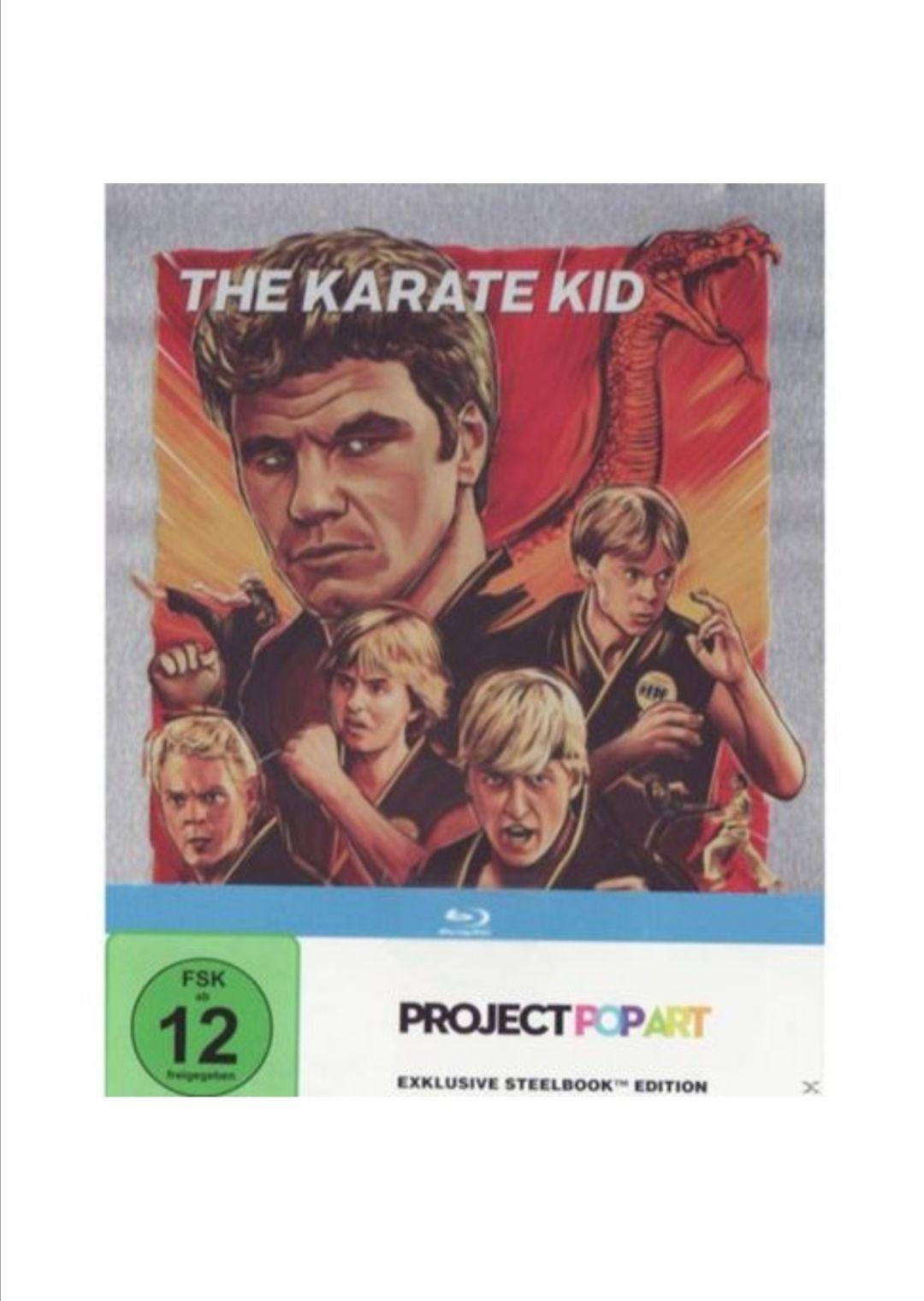 Karate Kid (Steelbook Edition)Blu-ray für 2,99€ [Saturn]