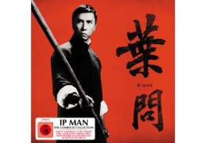[SATURN] Ip Man - The Complete Collection - Limited 5-Disc Special Edition - (Blu-ray) (versandkostenfrei)