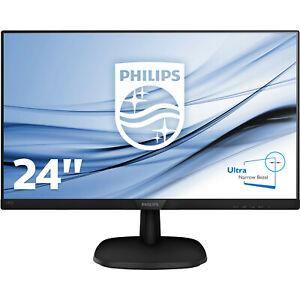 PHILIPS 243V7QDAB Full-HD IPS Monitor Saturn/eBay