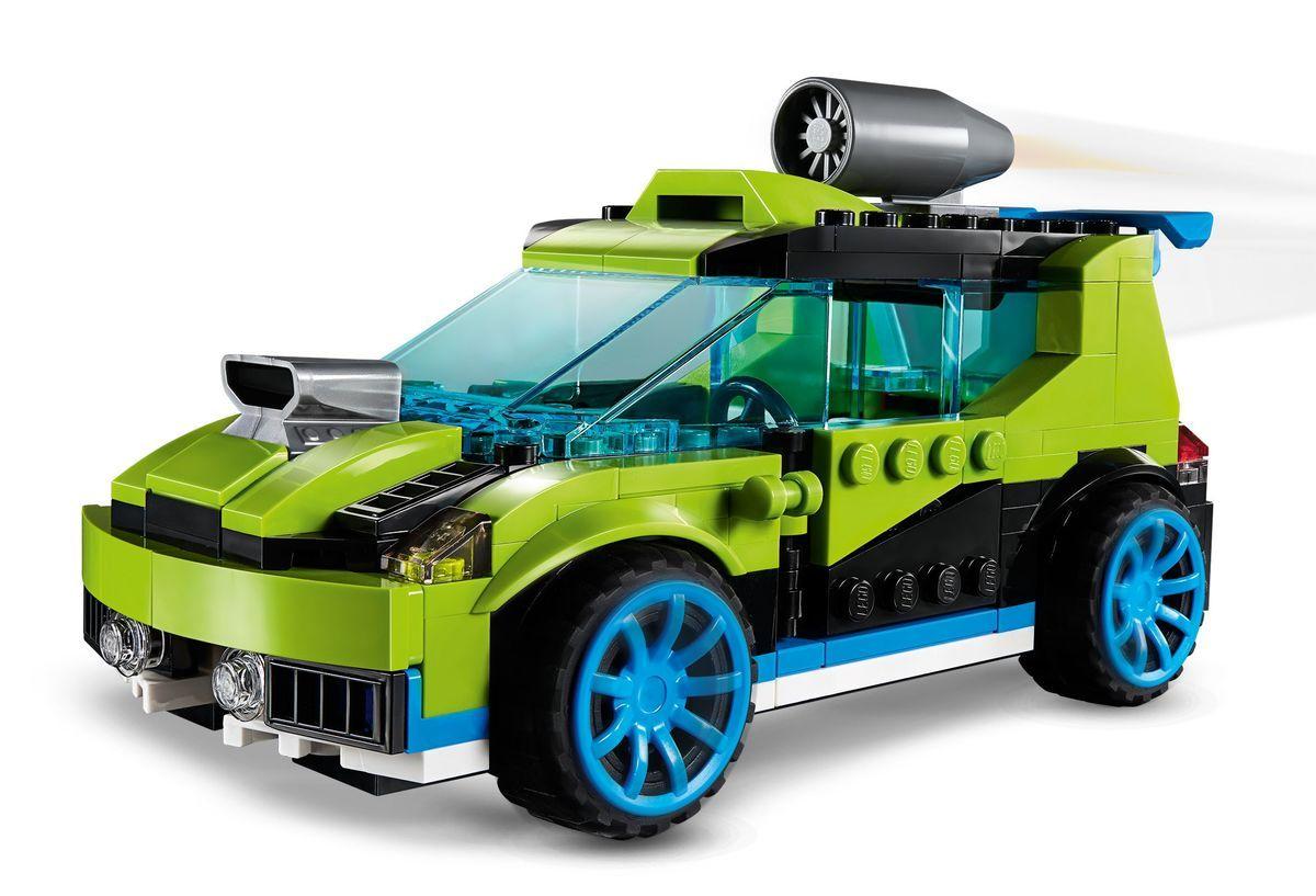 [Prime] LEGO Creator 31074 - Raketen-Rallyeflitzer