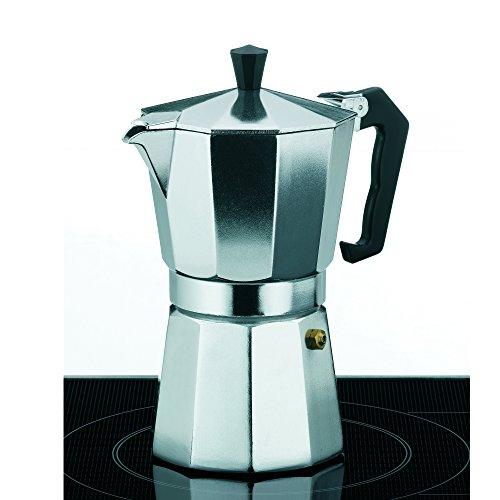 Kela 10591 Espressokocher für 6 Tassen für 5€ [Amazon Plus-Produkt]