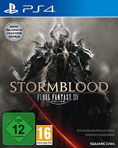 Final Fantasy XIV: Stormblood AddOn (PS4) für 4,99€ (Amazon Prime & Saturn)