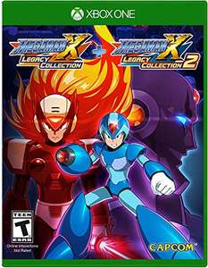 Mega Man X Legacy Collection + Mega Man X Legacy Collection 2 (Xbox One) für 22,69€ (Amazon US)