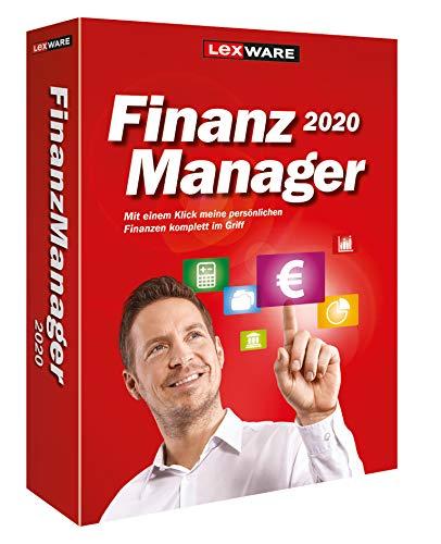 Lexware Finanzmanager 2020 Vollversion auf CD/DVD für 34,03 [Amazon Vorbestellung]
