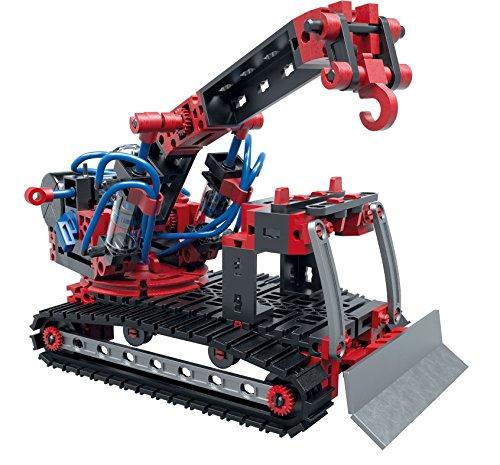 fischertechnik - 533874 PROFI Pneumatic Power, Konstruktionsbaukasten (Prime)