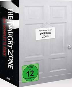 The Twilight Zone - Die komplette Serie (30 DVDs) für 39,99€ versandkostenfrei (Amazon & Saturn)