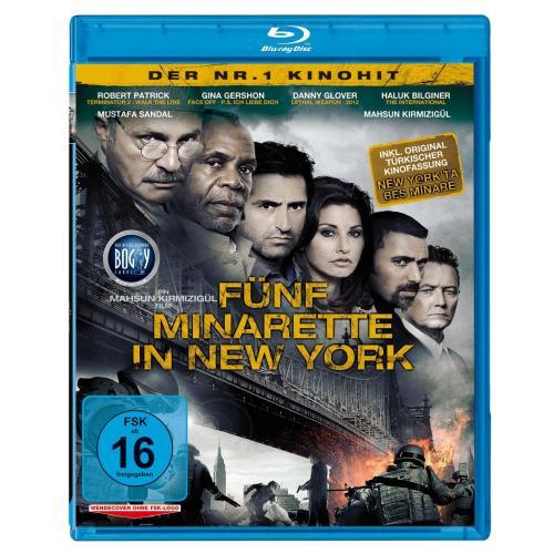 "Danny Glover/Robert Patrick ""Fünf Minarette in New York"" - Kinofassung [Blu-ray] @Amazon.de"