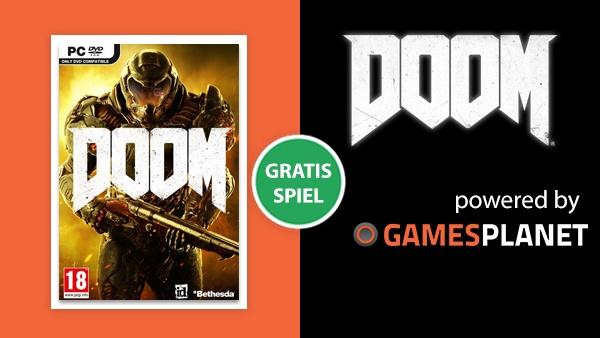 DOOM (2016) (Steam) für 3,84 (+ The Surge gratis)