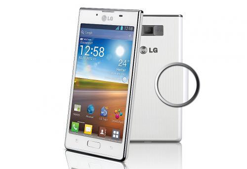 LG Optimus L7 weiß Smartphone für 177,90 € bei portagadgets.com