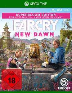 Far Cry New Dawn Superbloom Edition (Xbox One & PS4) für je 19,99€ (GameStop)