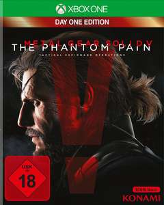 Metal Gear Solid 5: The Phantom Pain Day One Edition (Xbox One) für 6,96€ (GameStop)