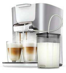 (eBay WOW) PHILIPS Senseo Latte Duo Plus HD6574/20 Kaffeepadmaschine inkl. Milchbehälter