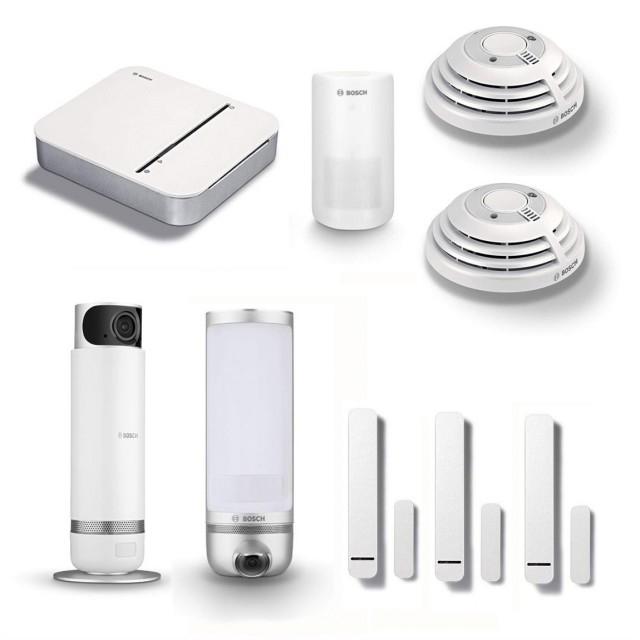 Bosch Smart Home Sicherheitspaket Premium  -> Vattenfall Kundenvorteil+ 20% Gutschein
