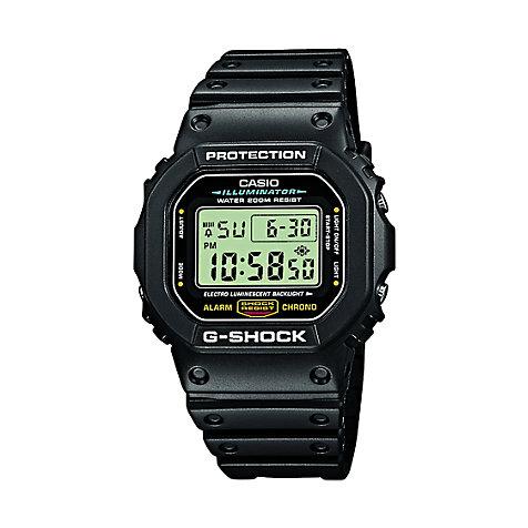 Casio G-Shock Timecatcher (DW-5600E-1VER)