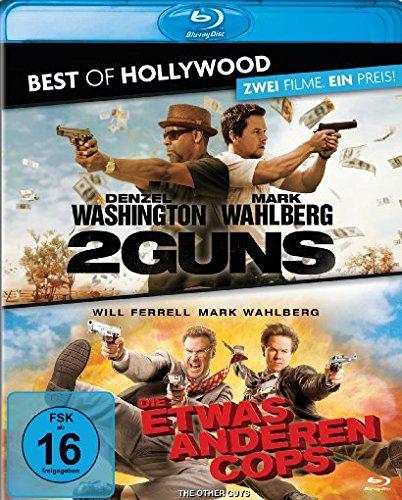 2 Guns & Die etwas anderen Cops Best of Hollywood Collection (2 Disc Blu-ray) für 7,10€ (Amazon Prime)