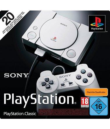 2x Playstation Classic Mini Konsole für 36,93€ inkl. Versand (Schwab.de)