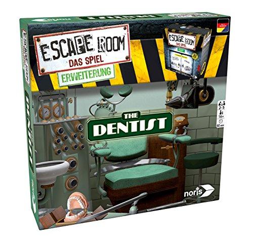 Escape Room Das Spiel Erweiterung - Casino / Funland / Murder Mystery / Sceret Agent / Space Station / The Dentist - Saturn oder Prime