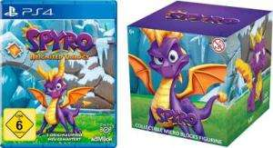 Spyro Reignited Trilogy & Crash Bandicoot: N. Sane Trilogy (PS4) inkl. Nanoblock für je 25,94€ (Otto)