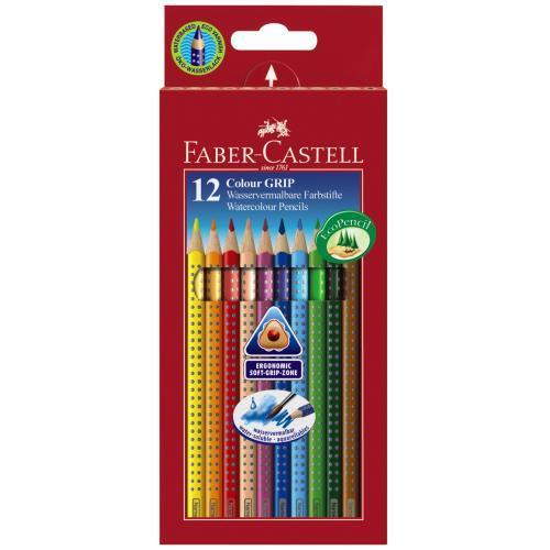3-für-2-Aktion auf Schulbedarfsartikel bei bol.de: z.B. 3x Faber Castell Farbstifte Colour Grip 2001 für 13,35€ versandkostenfrei