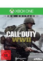 Call of Duty: WWII Pro Edition (Xbox One) inkl. Season Pass für 14,99€ (GameStop)