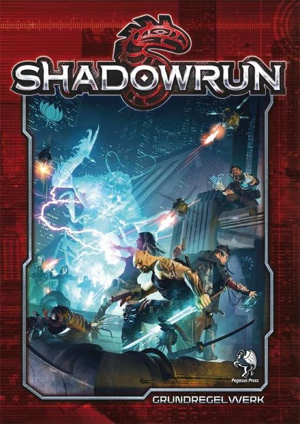 Shadowrun 5 Grundregelwerk kostenlos (PDF)