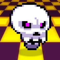 iOS: NecroDancer: AMPLIFIED Spiel reduziert