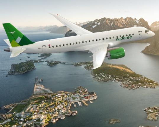 Flüge: Bergen / Norwegen ( Nov ) Hin- und Rückflug von München und Hamburg mit Wideroe ab 55€