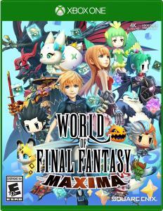 World Of Final Fantasy Maxima (Xbox One) für 19,95€ (Amazon US)
