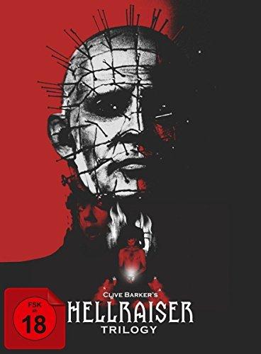 Hellraiser Trilogy (Collector's Edition) [Blu-ray] für 49,97€ (Amazon)