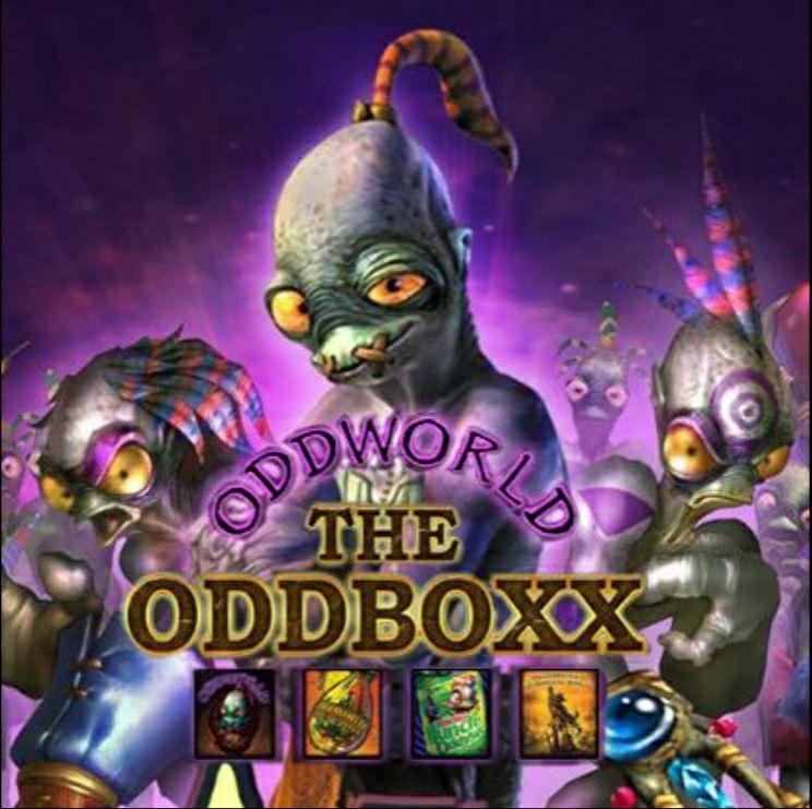 Oddworld: The Oddbox - Abe's Exoddus + Abe's Oddysee + Munch's Oddysee + Stranger's Wrath (Steam) für 2.59€ (Steam)
