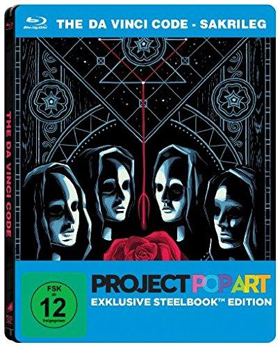 The Da Vinci Code - Sakrileg Extended Cut Limited Edition Steelbook (Blu-ray) für 4,64€ (Amazon Prime)