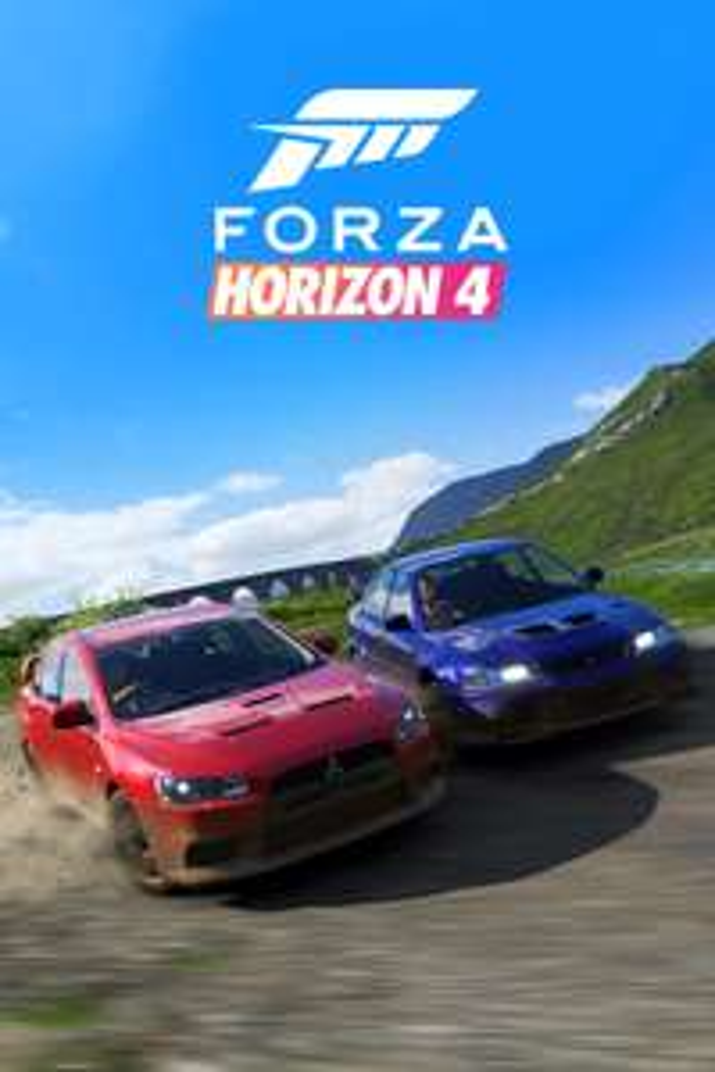 [Xbox One] Forza Horizon 4 - Mitsubishi Car Pack