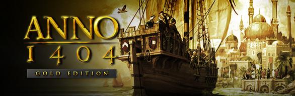 ANNO 1404 GOLD für 3,74€ direkt bei Steam