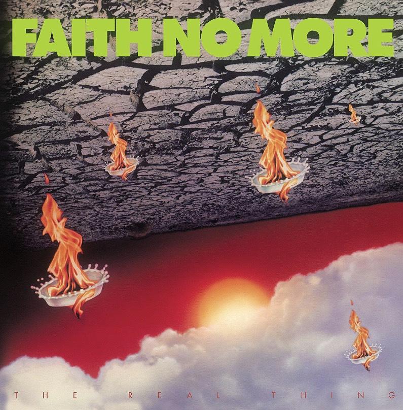 Faith no more - real thing vinyl 180 Gramm (Amazon Prime)