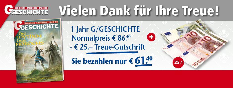 G/Geschichte Magazin