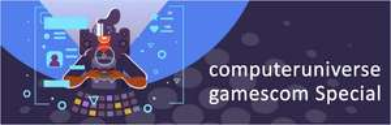 (Sammeldeal) Gamescom Special bei Computeruniverse (u.a. mit ASUS, MSI uvm.)