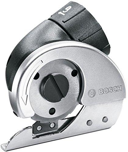 Bosch Allesschneider Aufsatz für IXO (PVC, Pappe, Leder, Stoff bis 6 mm) [Amazon Prime]