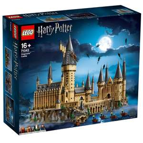 Nur noch Lokal.[Smythstoys] LEGO Harry Potter - 71043 Schloss Hogwarts