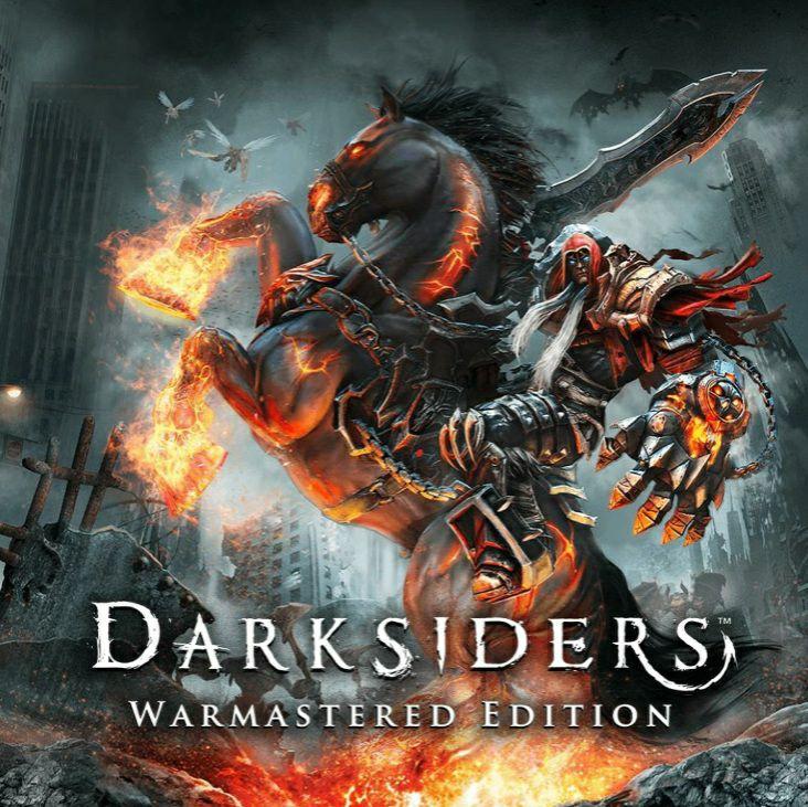 Darksiders II Deathinitive Edition für 4.49€ / Darksiders Warmastered Edition für 2.99€ (Xbox Live Gold)