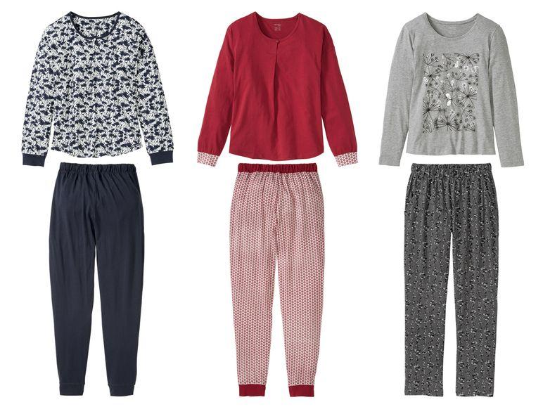 ESMARA® Lingerie Damen Pyjama 40% Rabatt bei Lidl