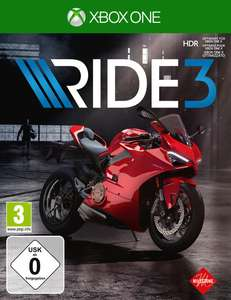 Ride 3 (Xbox One) für 19,99€ (GameStop)