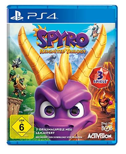 Spyro Reignited Trilogy (PS4) für 19,99€ (Amazon Prime)