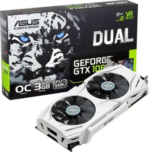 ASUS GTX 1060 3 GB Nvidia Grafikkarte