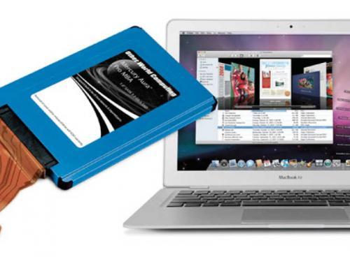 """120GB sATA2-SSD 1,8"""" NUR für Apple Macbook Air 2.1 2008/2009 für 91,11€ inkl. Versand bei MP"""