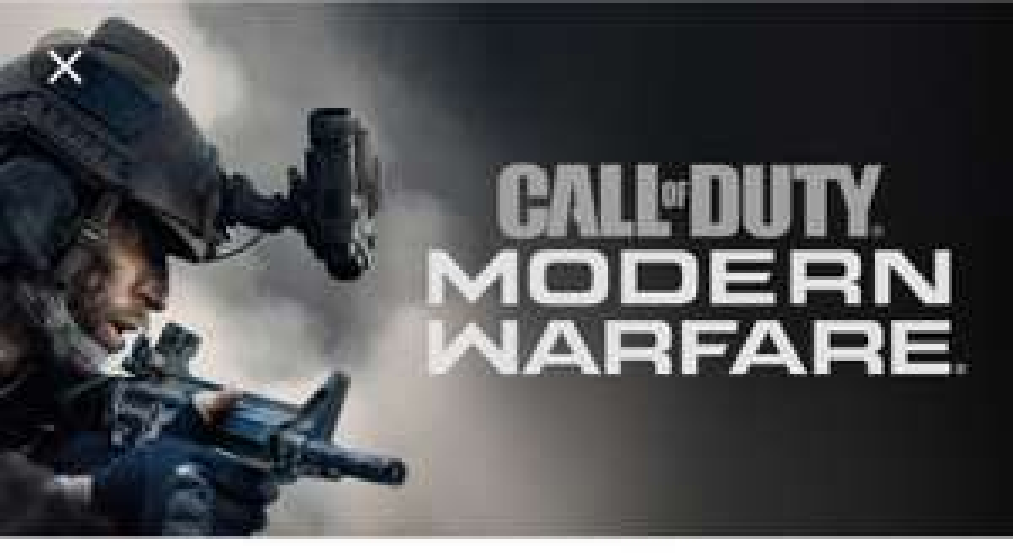Call of Duty Modern Warfare PS4 Open Alpha