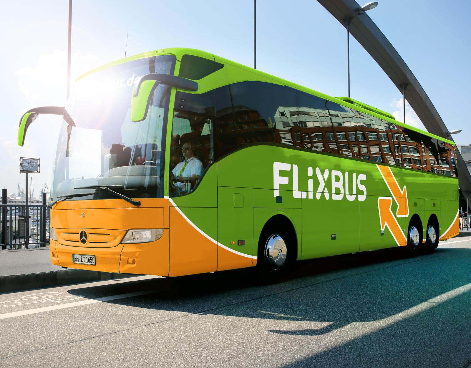 3€ Flixbus Gutschein auf dem Kassenbeleg von McDonald's