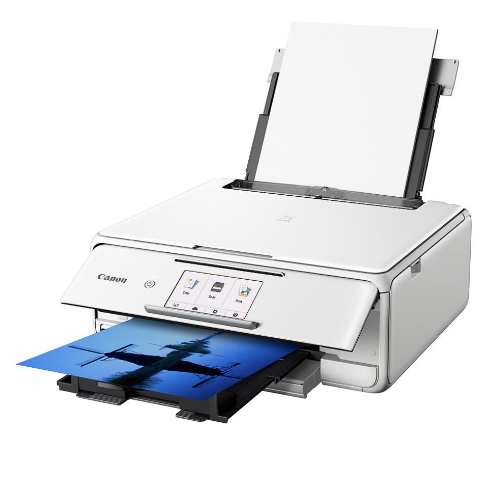 [B4F] Canon Pixma TS8151 Multifunktionsdrucker 3in1