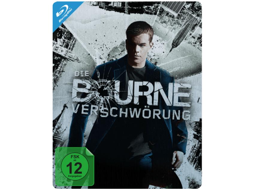 Die Bourne Verschwörung - Steelbook (Blu-ray) und weitere Steelbooks für je 4,99€ (Saturn)