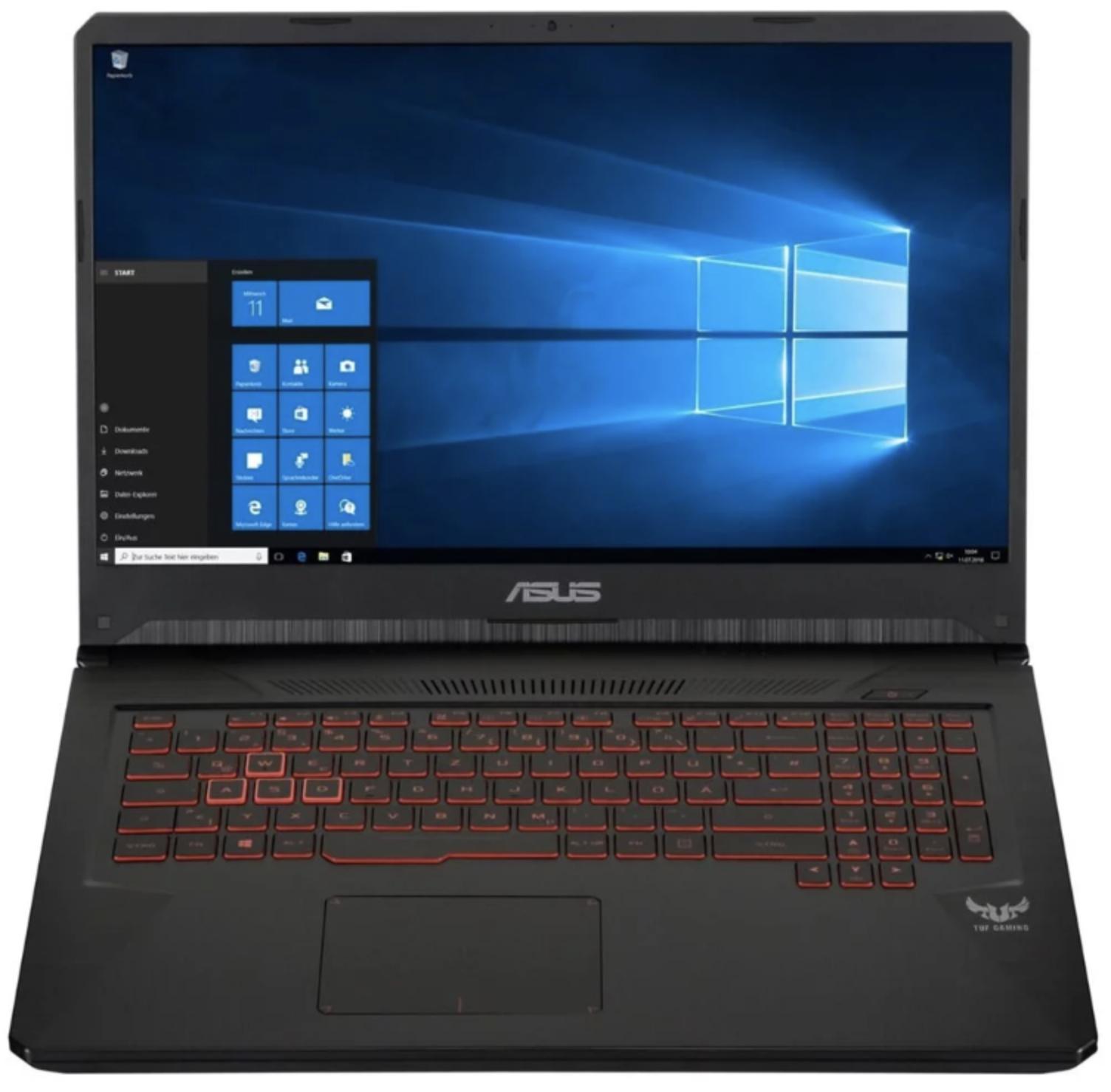 Asus Gaming-Notebook TUF FX705GM-EW186T für nur 999 Euro